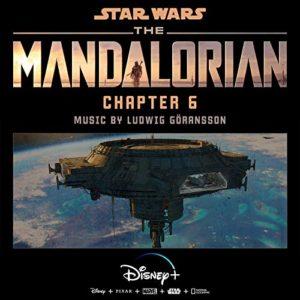 Carátula BSO The Mandalorian: Chapter 6 - Ludwig Göransson