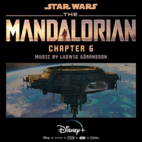 Walt Disney Records edita The Mandalorian: Chapter 6