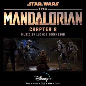 Carátula BSO The Mandalorian: Chapter 8 - Ludwig Göransson