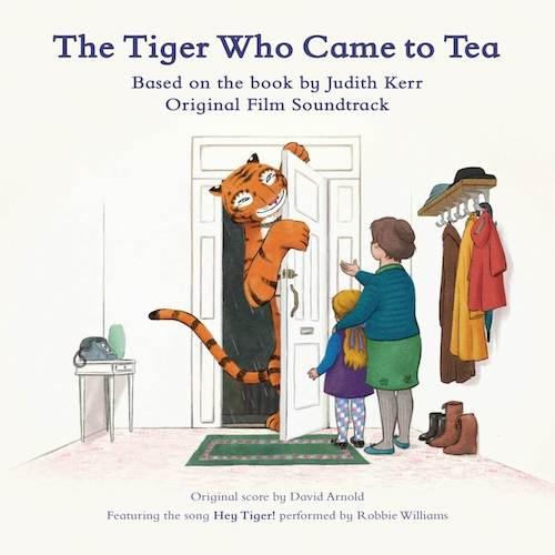 Sony Masterworks edita la banda sonora The Tiger Who Came to Tea