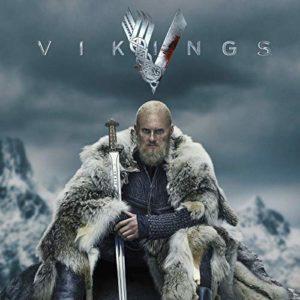 Carátula BSO The Vikings: Final Season - Trevor Morris