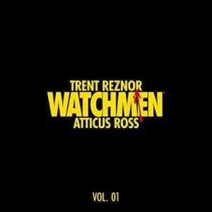 Carátula BSO Watchmen: Volume: 1 - Trent Reznor y Atticus Ross