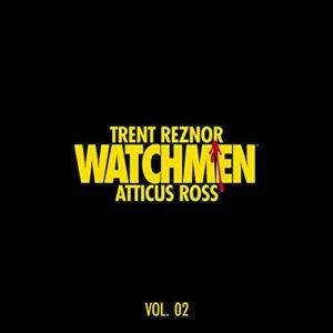 Carátula BSO Watchmen Volume: 2 - Trent Reznory Atticus Ross