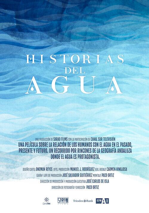 Pablo Cervantes para el documental Historias del Agua
