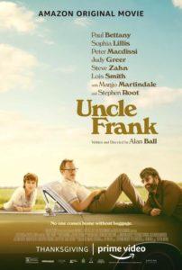 Póster Uncle Frank
