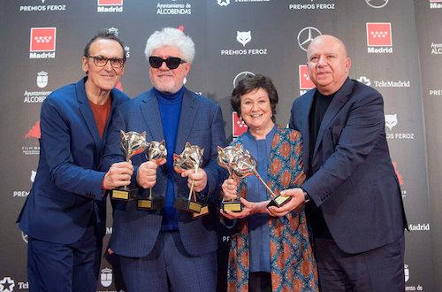 Alberto Iglesias gana el Premio Feroz por Dolor y gloria