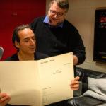 Alexandre Desplat y Guillermo del Toro