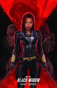 Póster Black Widow