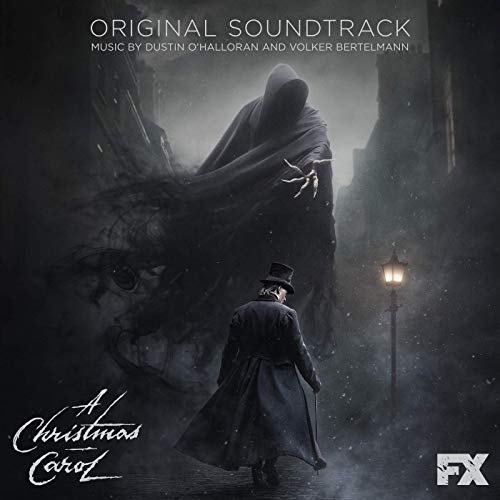 Hollywood Records edita la banda sonora A Christmas Carol