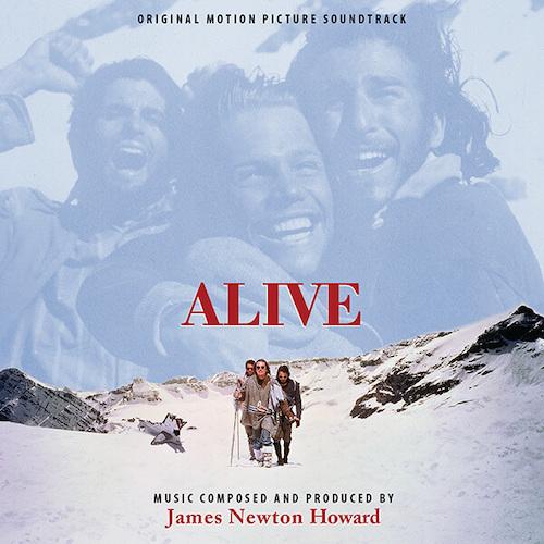 Intrada Records edita la banda sonora Alive