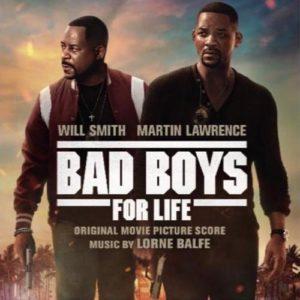 Carátula BSO Bad Boys for Life - Lorne Balfe
