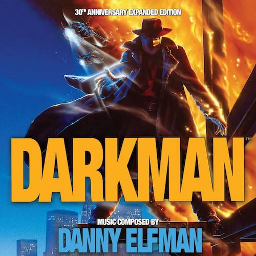 La-La Land Records editará la banda sonora Darkman: 30th Anniversary