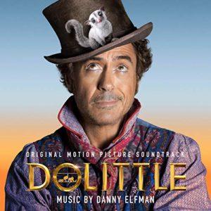 Carátula BSO Dolittle - Danny Elfman