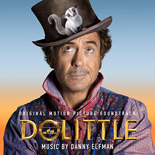 Back Lot Music editará la banda sonora Dolittle