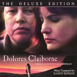 Carátula BSO Dolores Claiborne - Danny Elfman