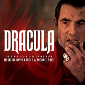 Carátula BSO Dracula - David ArnoldyMichael Price