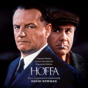 Carátula BSO Hoffa - David Newman