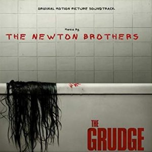 Carátula BSO The Grudge - The Newton Brothers