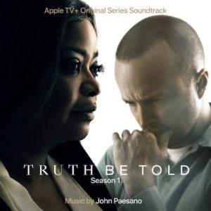 Carátula BSO Truth Be Told: Season 1 - John Paesano