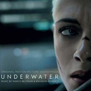 Carátula BSO Underwater - Marco BeltramiyBrandon Roberts