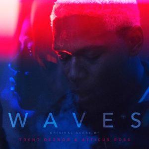 Carátula BSO Waves - Trent Reznory Atticus Ross