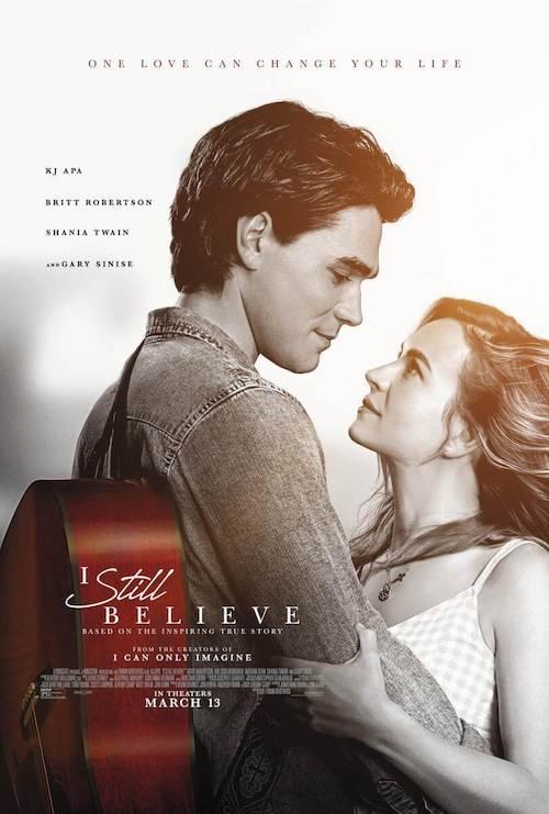 John Debney para el drama biográfico I Still Believe