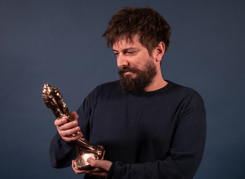 Pau Vallvé  gana el Premi Gaudí por La vida sense la Sara Amat