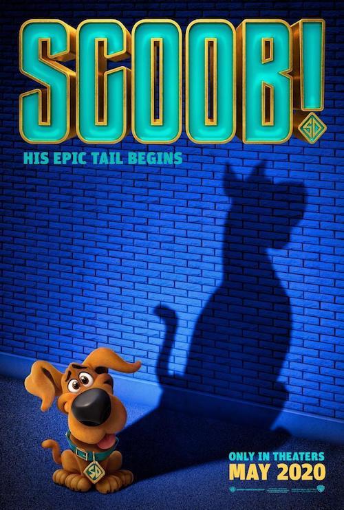 Junkie XL para la cinta de animación Scoob!