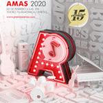 Nominados a los Premios AMAS 2020