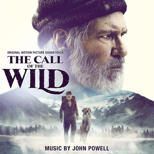 Carátula BSO Call of the Wild - John Powell