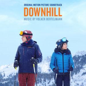 Carátula BSO Downhill - Volker Bertelmann