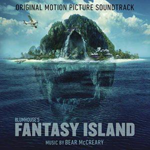 Carátula BSO Fantasy Island - Bear McCreary