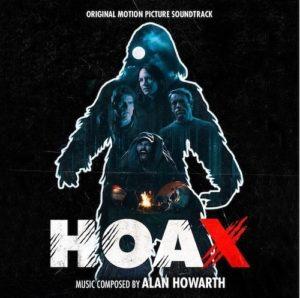 Carátula BSO Hoax - Alan Howarth