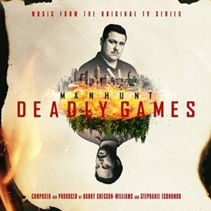 Carátula BSO Manhunt: Deadly Games - Harry Gregson-WilliamsyStephanie Economou