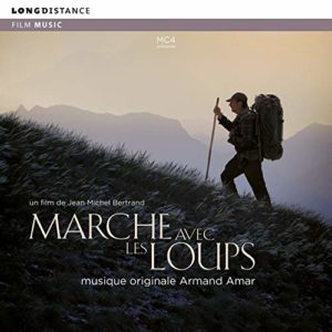 Carátula BSO Marche avec les loups - Armand Amar