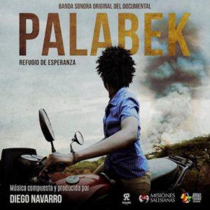 Carátula BSO Palabek, Refugio de Esperanza - Diego Navarro