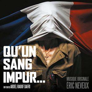 Carátula BSO Qu'un sang impur... - Éric Neveux