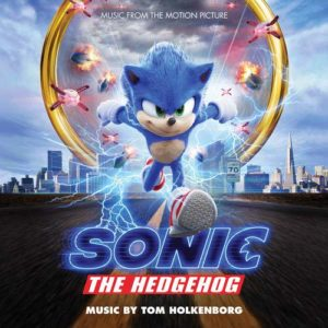 Carátula BSO Sonic the Hedgehog - Tom Holkenborg