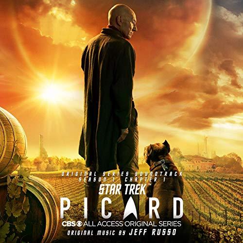 Lakeshore Records editará la banda sonora Star Trek: Picard