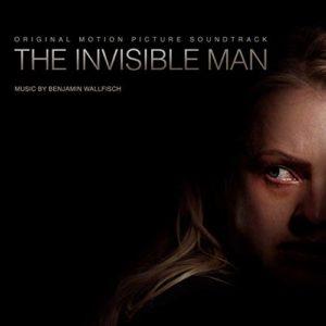 Carátula BSO The Invisible Man - Benjamin Wallfisch