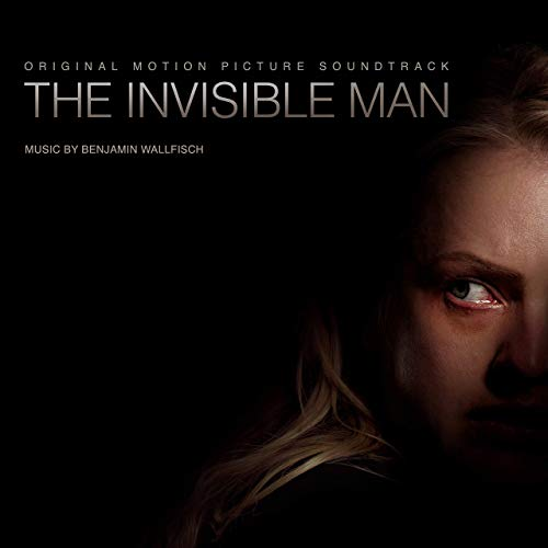 Back Lot Music edita la banda sonora The Invisible Man