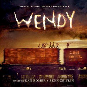 Carátula BSO Wendy - Dan Romer y Benh Zeitlin