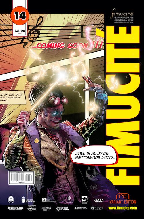 FIMUCITÉ 14 estará dedicado al universo del cómic y superhéroes