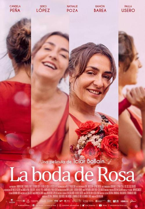 Vanessa Garde para la comedia dramática La boda de Rosa