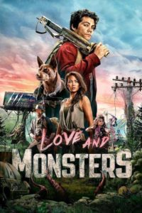 Póster Love and Monsters