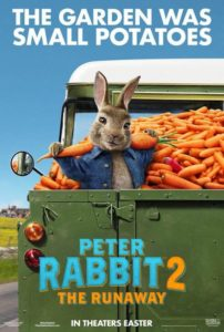 Póster Peter Rabbit 2: The Runaway