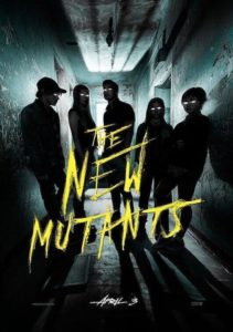 Póster The New Mutants