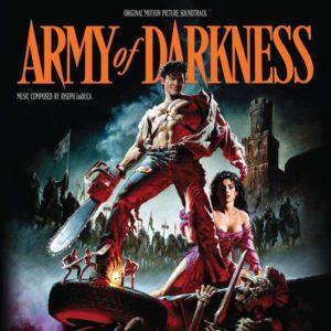 Carátula BSO Army of Darkness - Joseph LoDuca
