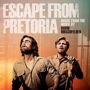 Carátula BSO Escape from Pretoria - David Hirschfelder