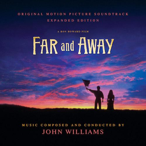 La-La Land Records edita la banda sonora Far and Away (2CD)